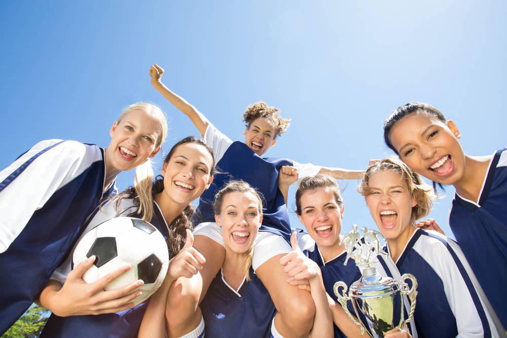 El futbol, algo más que una moda entre las niñas de hoy