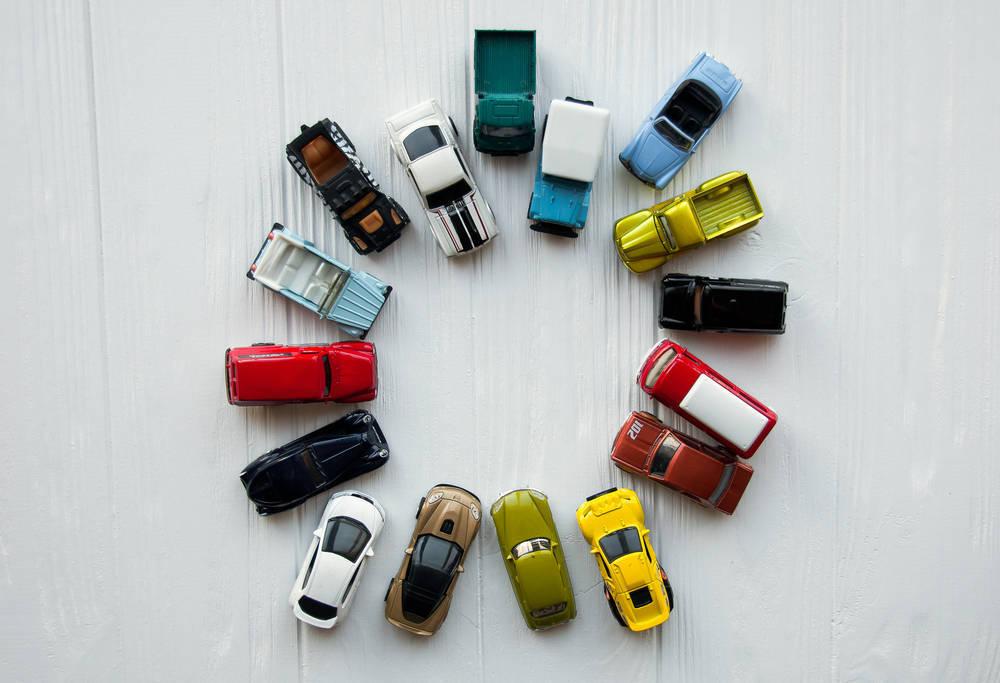 Ya de niño me gustaban los coches…