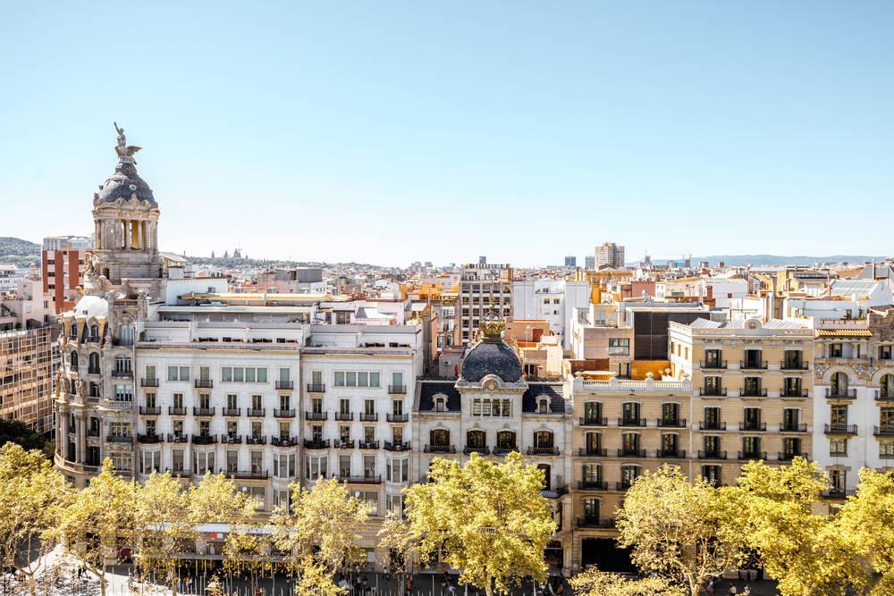 Barcelona, la capital del lujo en España