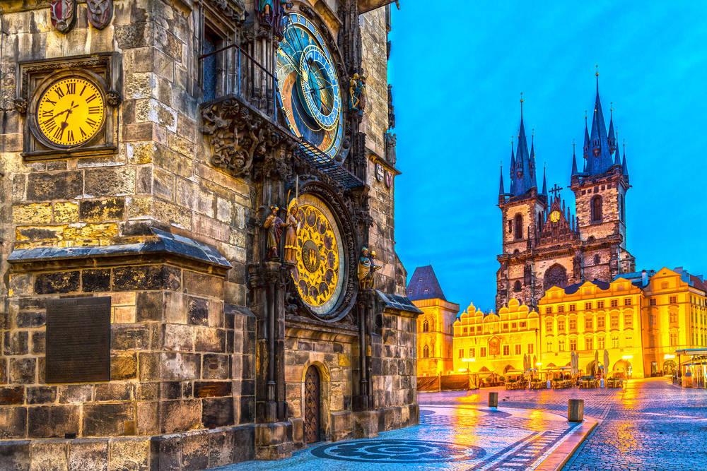 Regala un viaje a Praga