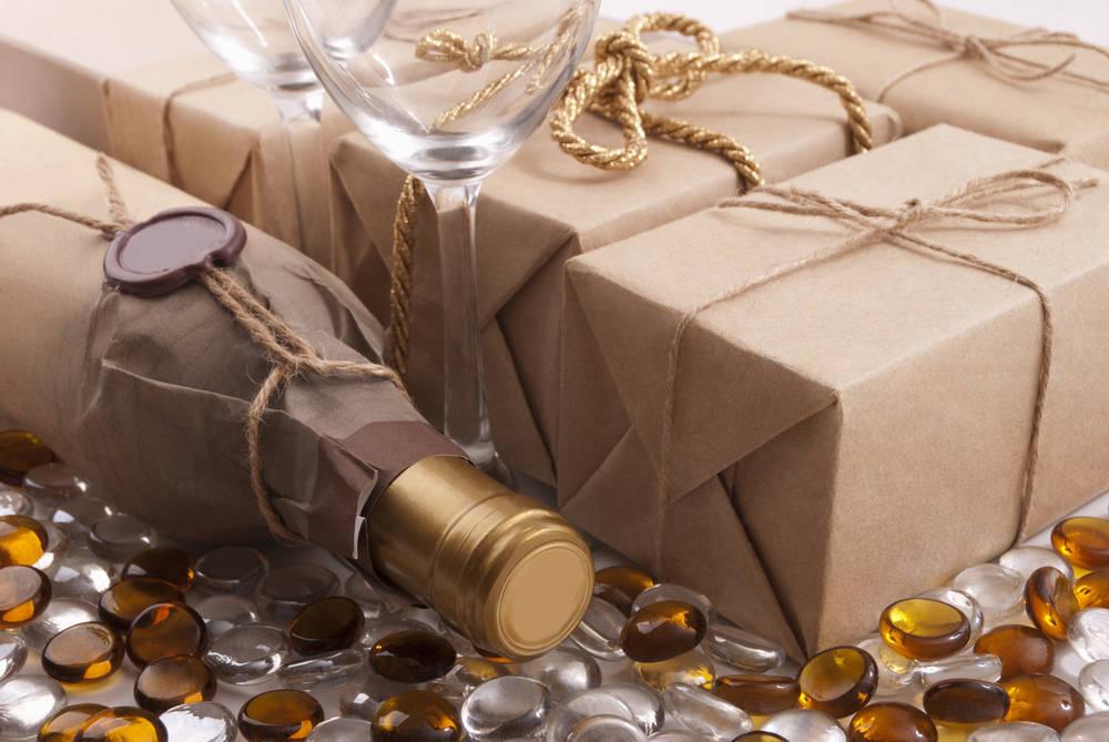 Aprende a regalar vino