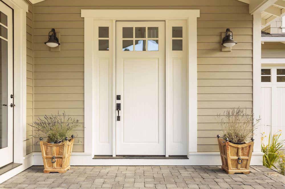 Todos los detalles de una puerta
