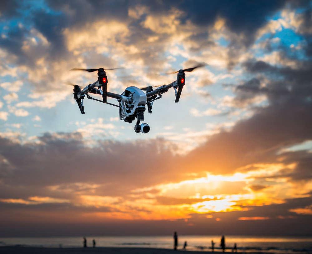 Drones contra el Covid19