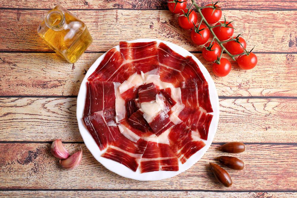 El jamón, un alimento bueno, saludable y, por supuesto, de nuestra tierra