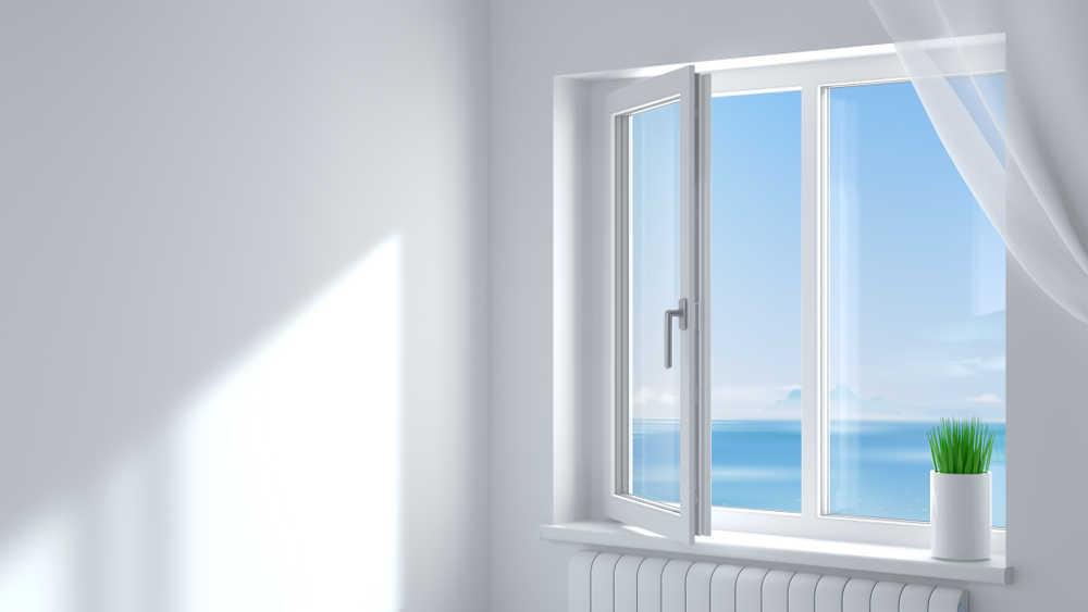 Descubre las partes de una ventana de PVC